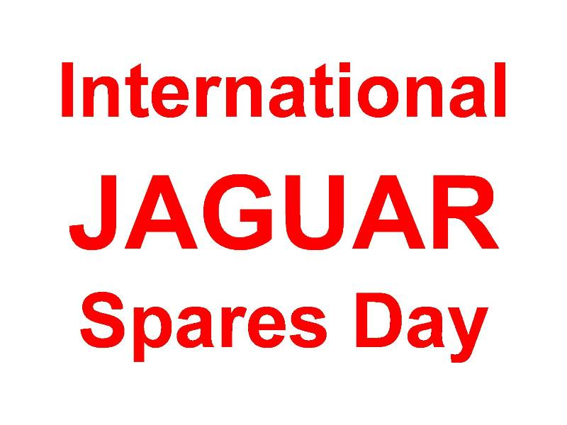 International Jaguar Spares Day