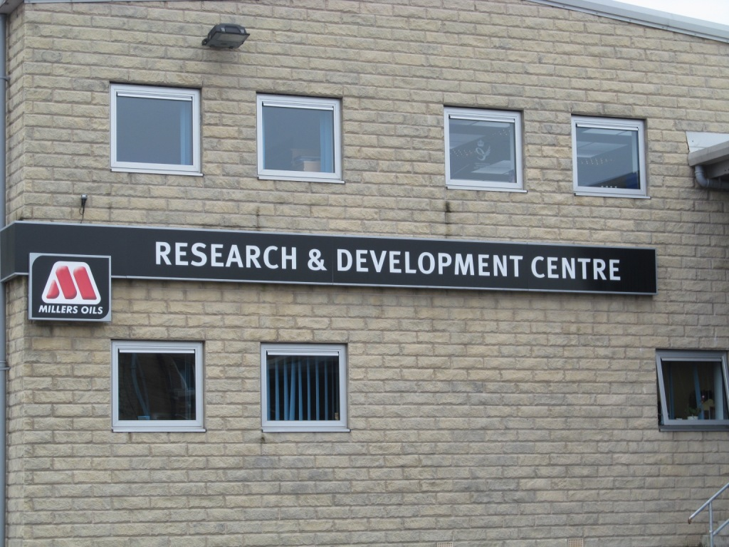 Millers Oils Research and Development Centre