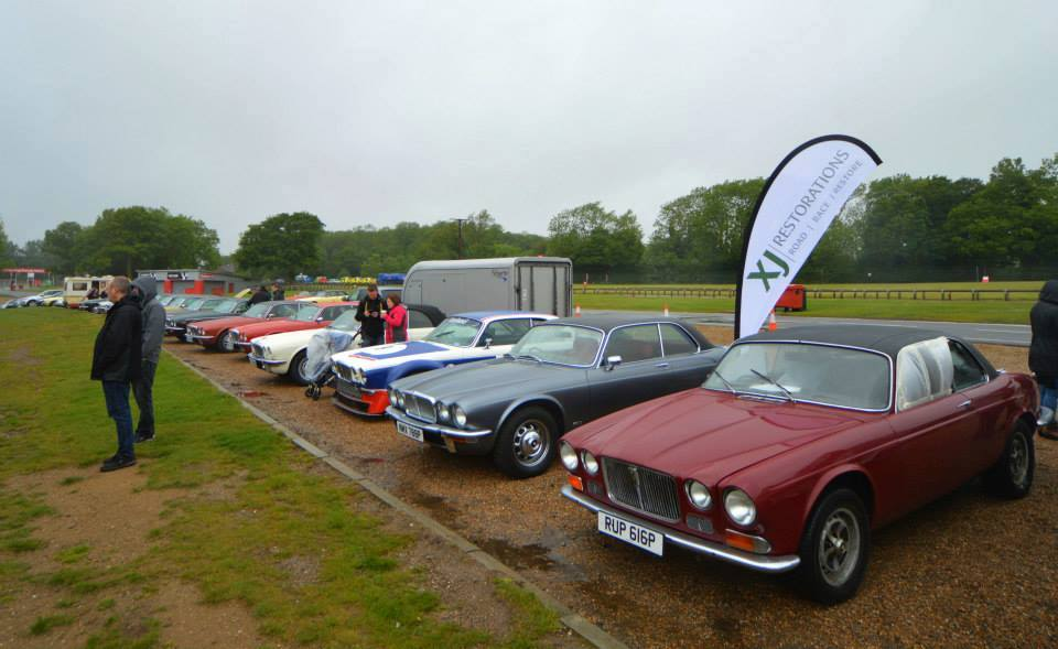 Jaguar XJ Coupe Event