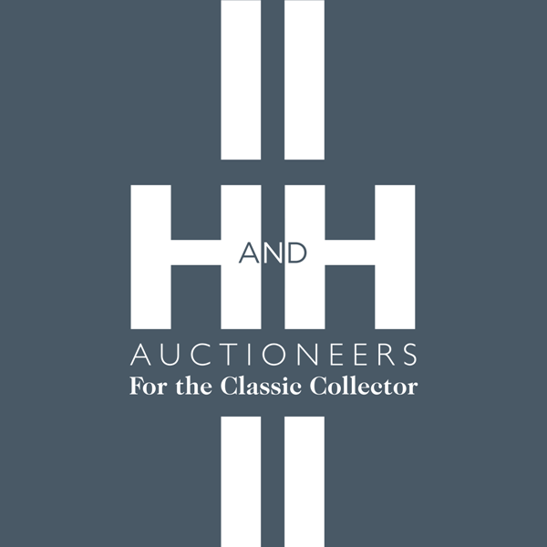 H and H Auctioneers logo