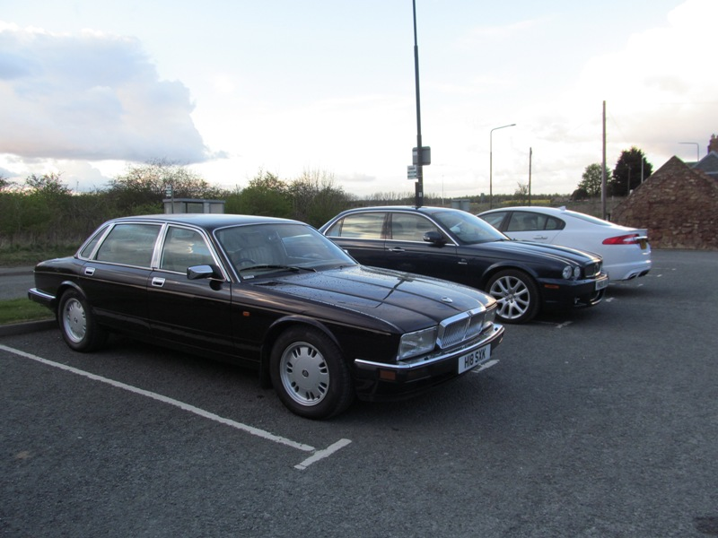 Jaguar XJ40 Majestic, X358 and XF