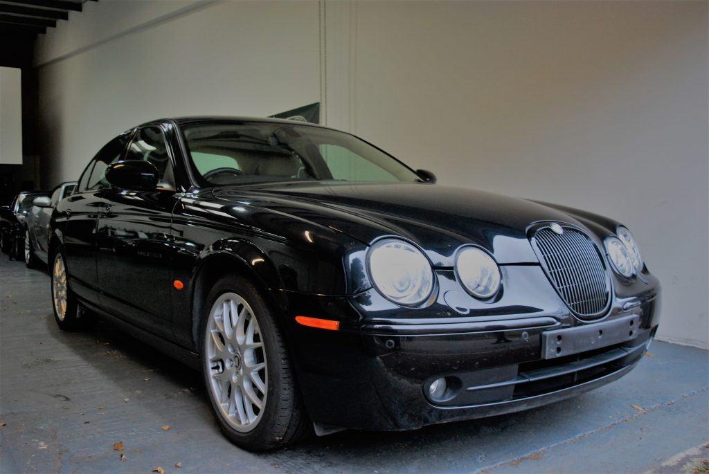 sold jaguar s type 3 0 sport xclusively jaguar. Black Bedroom Furniture Sets. Home Design Ideas