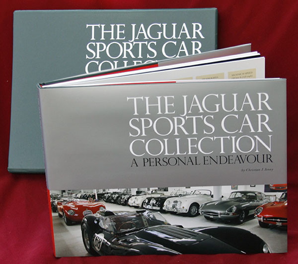 Book: The Jaguar Sportscar Collection