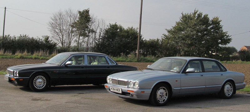 Jaguar X330 and X300