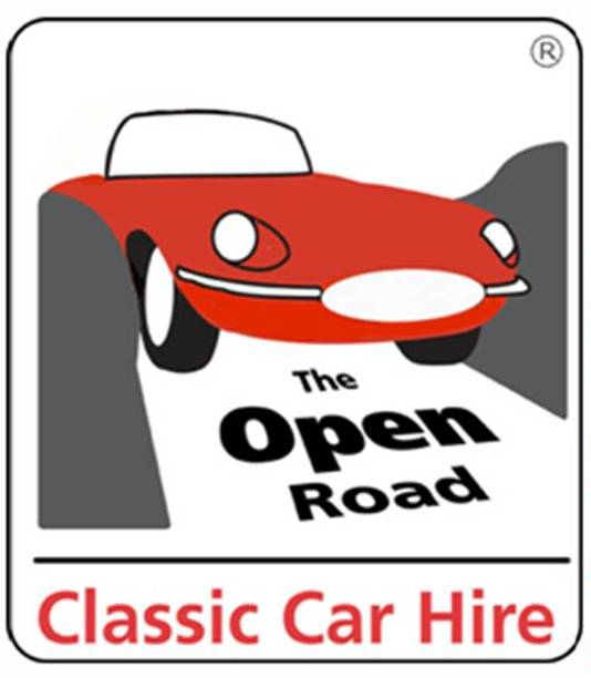 The Open Road Classic Car Hire logo