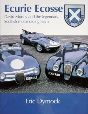 Book: Ecurie Ecosse by Eric Dymock