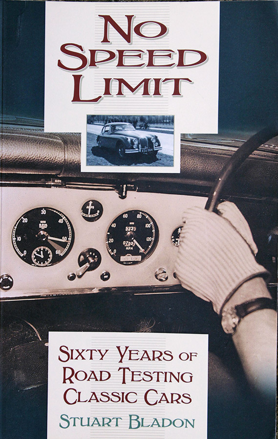 Book: No Speed Limit by Stuart Bladon