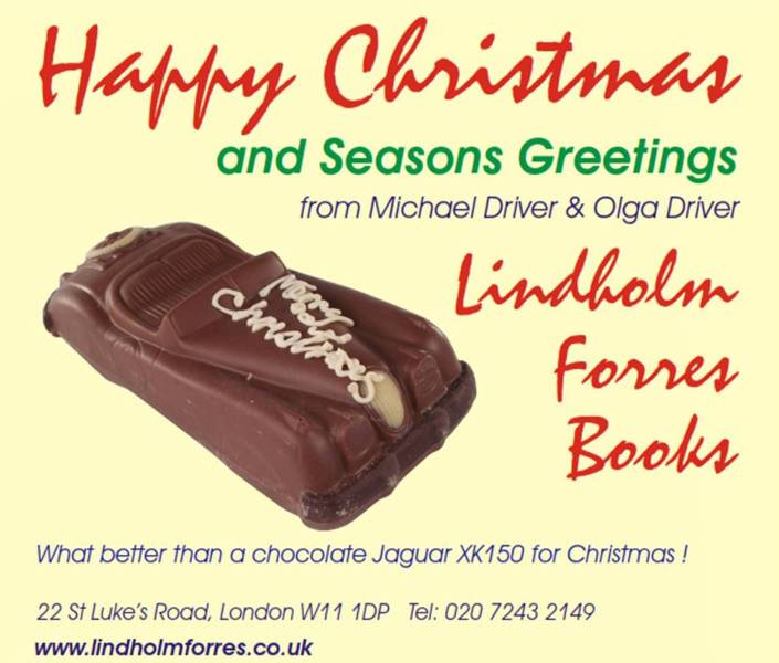 Merry Christmas from Lindholme Forres Publishing
