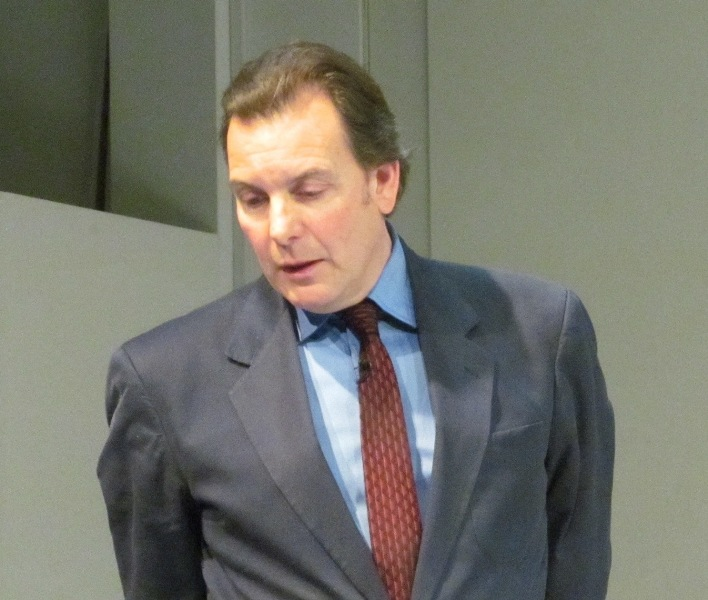 Michael Quinn at The Andrew Whyte Lecture