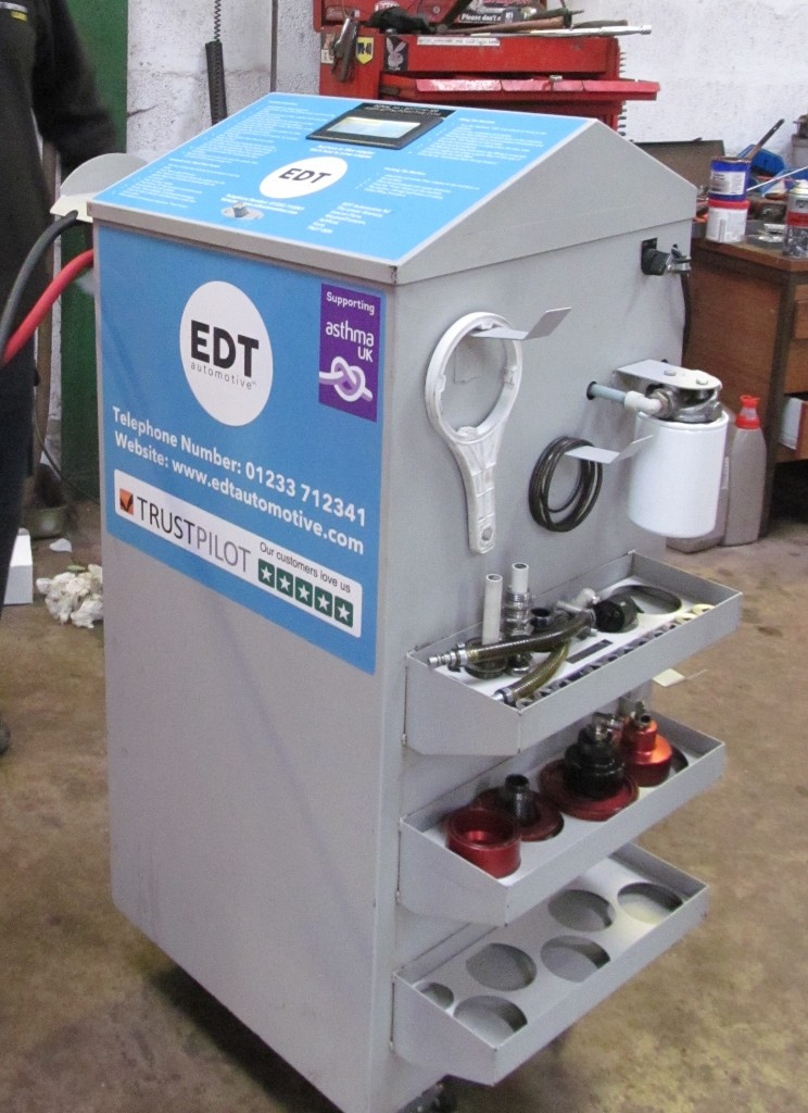 EDT Automotive Engine Cleaning System