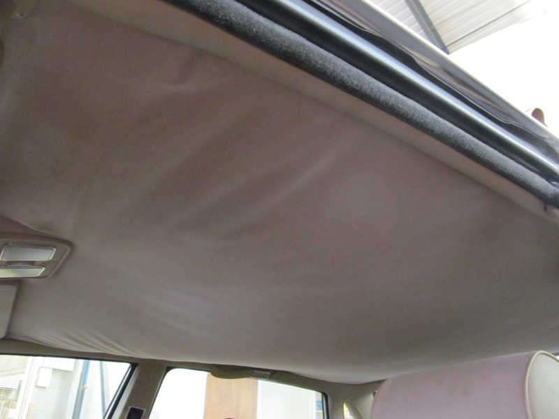 GB Classic Trim - XJ40 saggy headlining