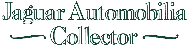 Jaguar Automobilia Collector